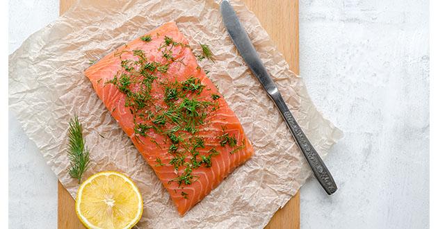ほろ苦さと爽やかな香りのディルは、お魚料理などによく使われるハーブ