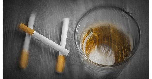 閉鎖性睡眠時無呼吸症の改善には飲酒や禁煙をやめること