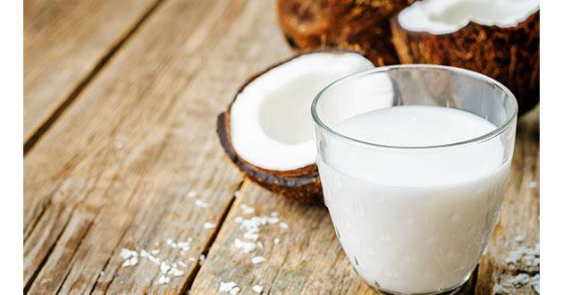 ココナッツオイルは、体脂肪になりにくいと言われている
