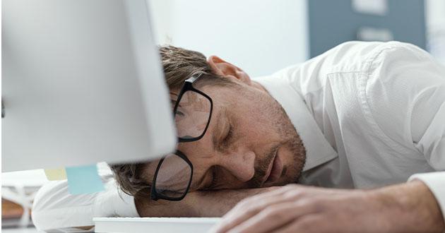 睡眠時無呼吸症がもたらす症状