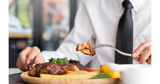 ステーキが何故前立腺がんに?