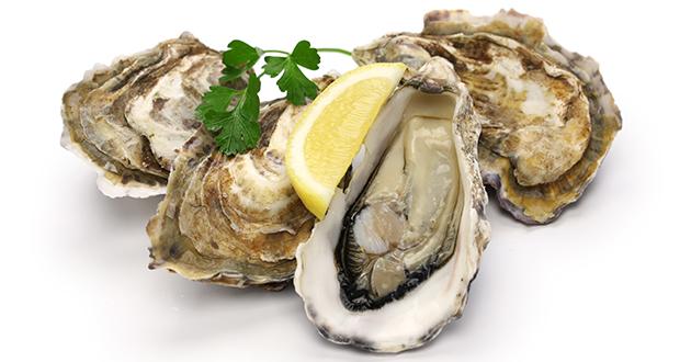 銅を含む食材は牡蠣などの魚介類、牛、豚のレバー