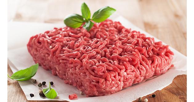 牛ひき肉はなるべく有機栽培の放牧草を食べて育った牛肉を使うのが理想