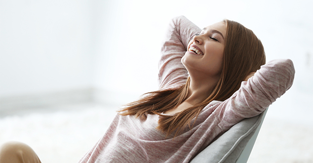チャービルに含まれるアピイン(フラボノイドの一種)という芳香成分には精神を安定させる効果