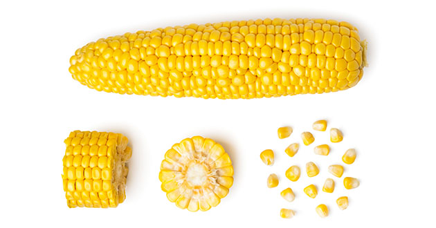 トウモロコシは栄養豊富