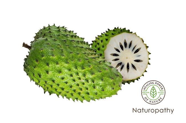 【サワーソップ】 ~中南米産トロピカルフルーツの効能~