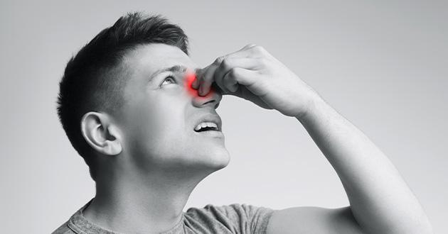 慢性鼻炎は慢性咳の原因