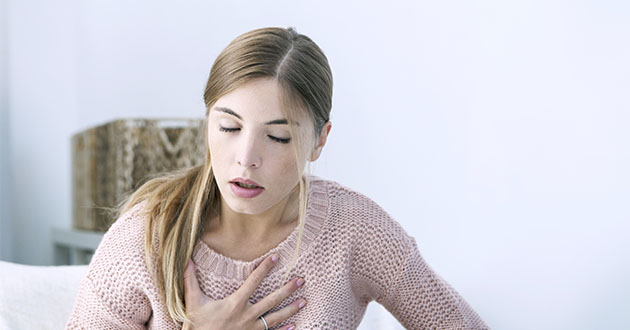 ねむの木は気管支疾患に効果的