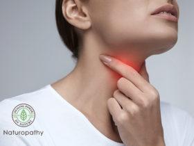 精油で喉の痛みを改善