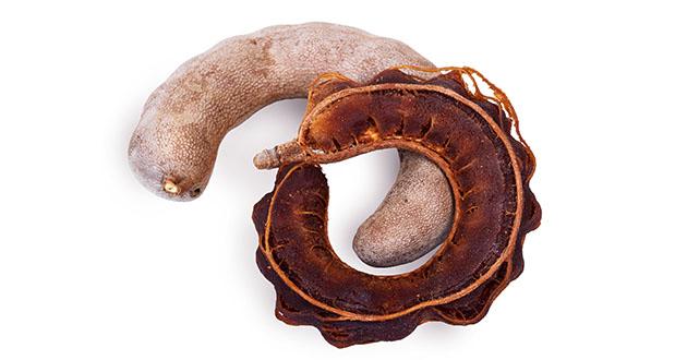 タマリンドの果肉はペースト状