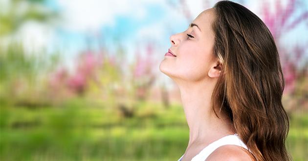 喘息に鼻呼吸は効果的