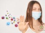 免疫力を上げて体を守る