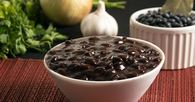 栄養豊富な黒豆