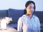 アロマディフューザーとマインドフルネス瞑想