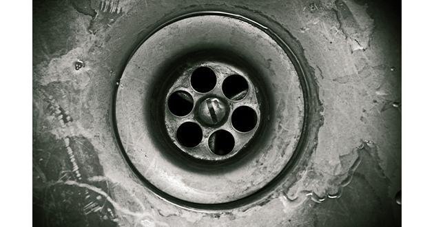 つい汚れてしまう排水口