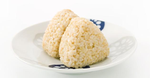 食物繊維、ビタミンB群豊富な玄米