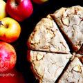 【グルテンフリーデザート りんごスコーン】りんごで良好な腸内環境作りと免疫力アップ