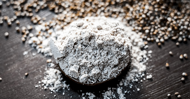 アメリカの雑穀粉、Millet