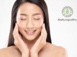 skin care-woman touching her cheeks-eyecatch