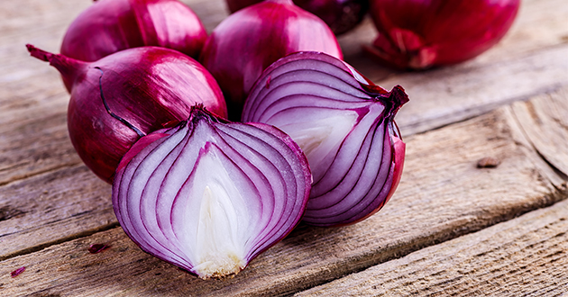 red onion 082021